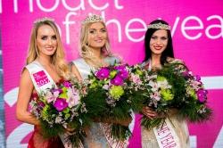Finále soutěže krásy TOP MODEL OF THE YEAR vyneslo ve Špindlerově Mlýně titul Kristýně Dolníčkové