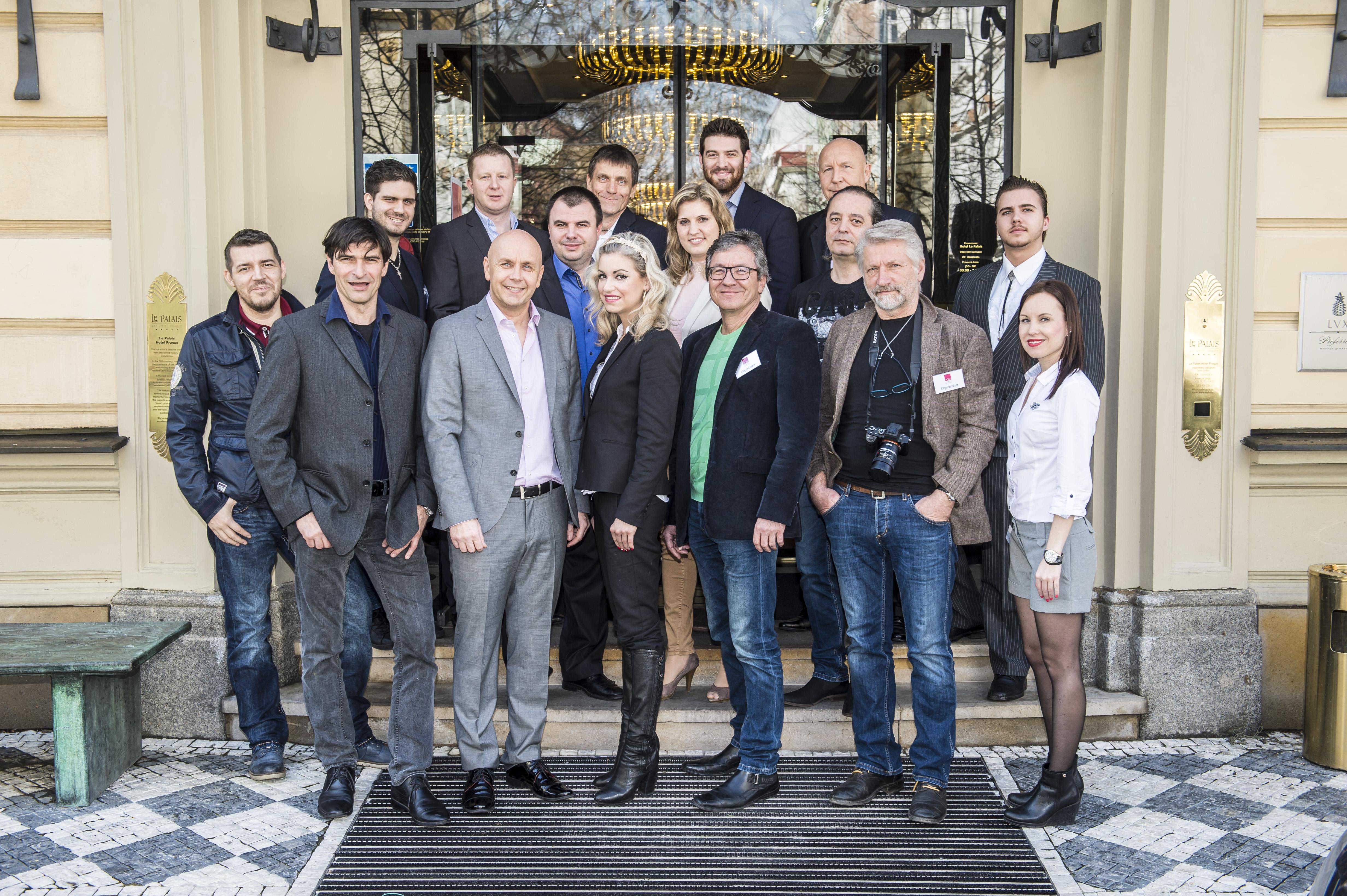 Casting v hotelu Le Palais ***** měl světovou úroveň